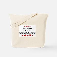 Loved: Cockapoo Tote Bag