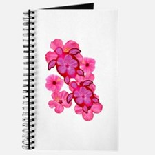 Hawaiian Honu And Hibiscus Journal