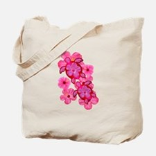 Hawaiian Honu And Hibiscus Tote Bag
