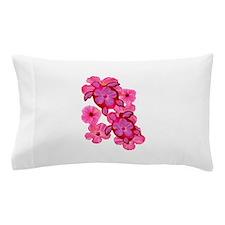Hawaiian Honu And Hibiscus Pillow Case