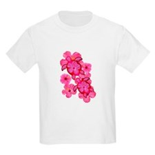 Hawaiian Honu And Hibiscus T-Shirt