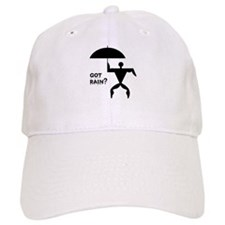 Hilo Rain Festival Baseball Cap