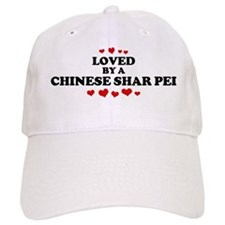 Loved: Chinese Shar Pei Baseball Cap
