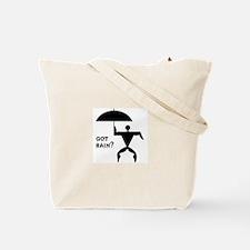 Hilo Rain Festival Tote Bag