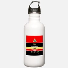 Southernmost Point Buoy Key West Water Bottle