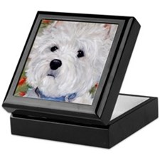 Fuzzy Face Keepsake Box