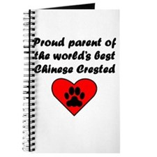 Chinese Crested Parent Journal