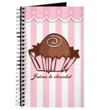 J'aime Chocolat Journal