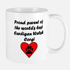Cardigan Welsh Corgi Parent Mugs