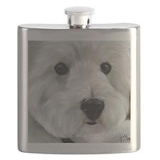 Paddy Bear Flask
