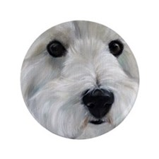 "Paddy Bear 3.5"" Button"