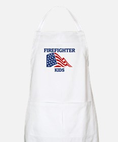 Firefighter KIDS (Flag) BBQ Apron
