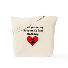 Bulldog Parent Tote Bag