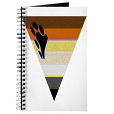 BEAR PRIDE TRIANGLE Journal
