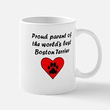 Boston Terrier Parent Mugs