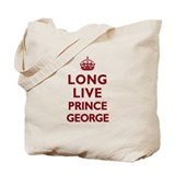 Prince george Totes & Shopping Bags