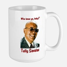 Savalas.TV Ceramic Mugs