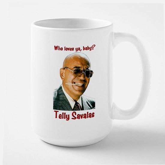 Savalas.TV Large Mug