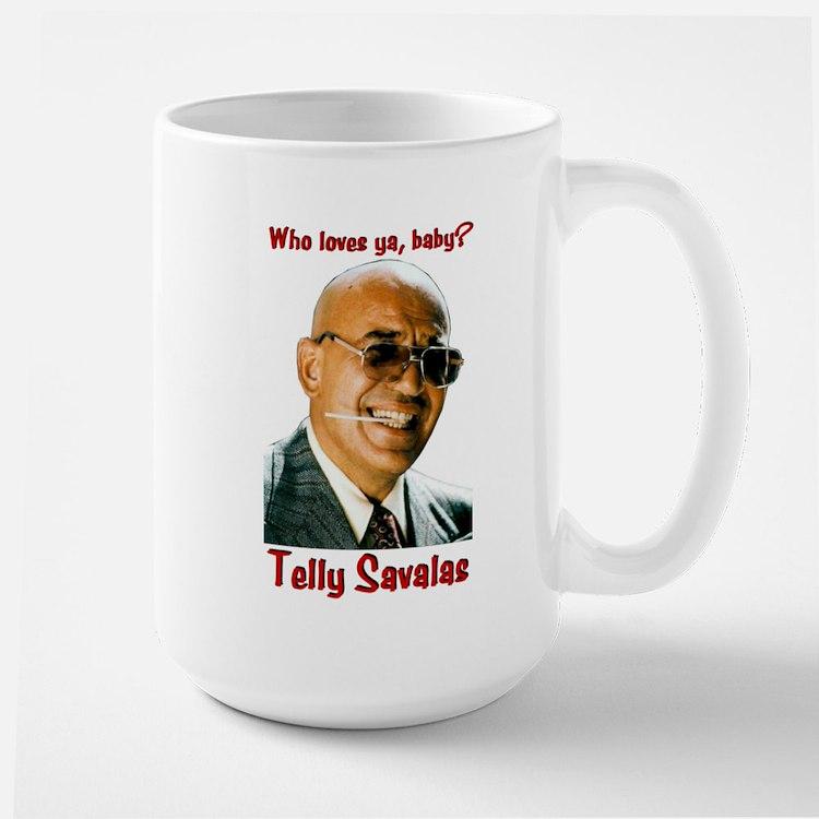 Savalas.TV Mug