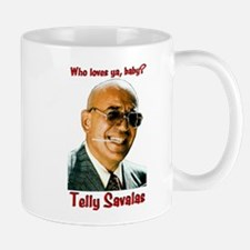 Savalas.TV Small Mugs