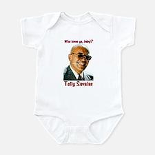 Savalas.TV Infant Bodysuit