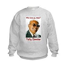 Savalas.TV Sweatshirt