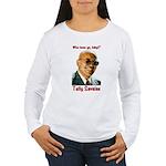 Savalas.TV Women's Long Sleeve T-Shirt