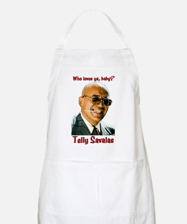 Savalas.TV BBQ Apron