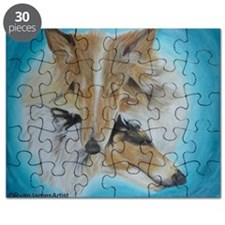 Ryan James Brandy & Molly Portrait Puzzle