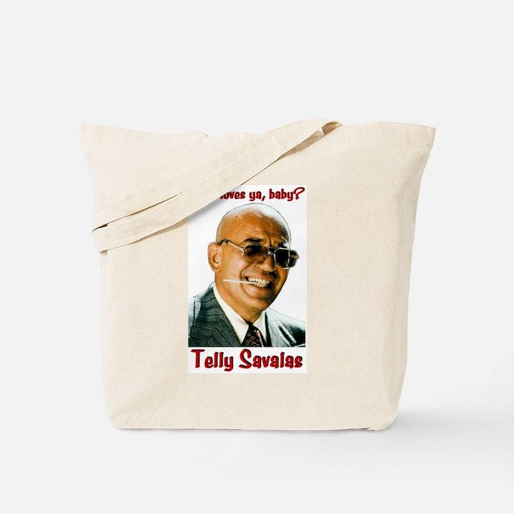 Savalas.TV Tote Bag
