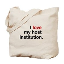Host Institution Tote Bag