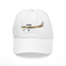Cessna 172 Skyhawk Brown Baseball Cap