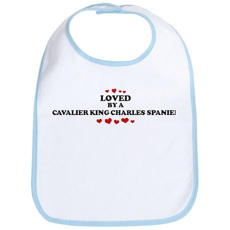Loved: Cavalier King Charles Bib