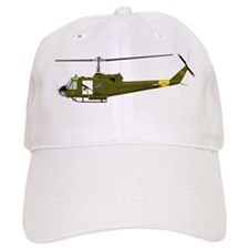 Bell UH-1B Gunship Baseball Cap