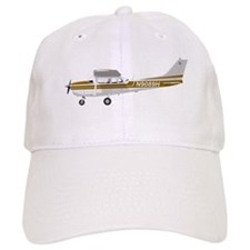 Cessna 172 Skyhawk Brown Cap