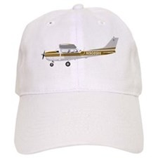Cessna 172 Skyhawk Brown Hat