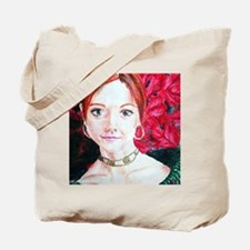 Ryan James Alyson Hannigan Portrait Tote Bag