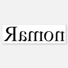 Ramon: Mirror Bumper Bumper Bumper Sticker