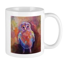 Baby Barred Owl Mug