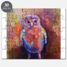 Baby Barred Owl Puzzle