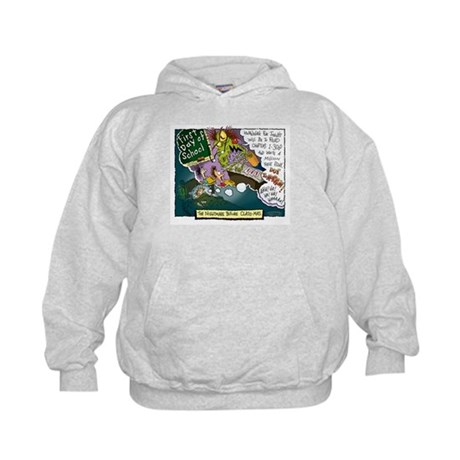 The Nightmare Before Class-mas Hoodie
