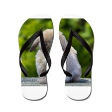 Cute Bunny rabbit Flip Flops