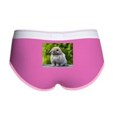 Cute Holland lop bunny Women's Boy Brief