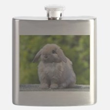 Cute Bunny Flask