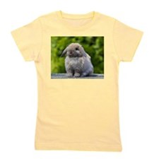 Unique Holland lop Girl's Tee