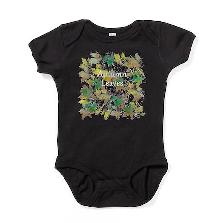 2013_08_29 - Autumn Leaver Blanco Baby Bodysuit
