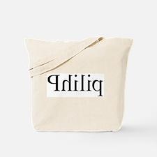 Philip: Mirror Tote Bag