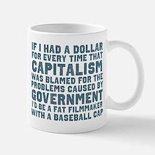 Blaming Capitalism Mugs