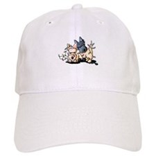 DeLighted Scotties Baseball Cap