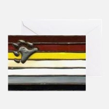 BEAR PRIDE SILVER PAW Greeting Cards (Pk of 10